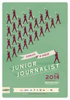 Logo Junior Journalist 2014